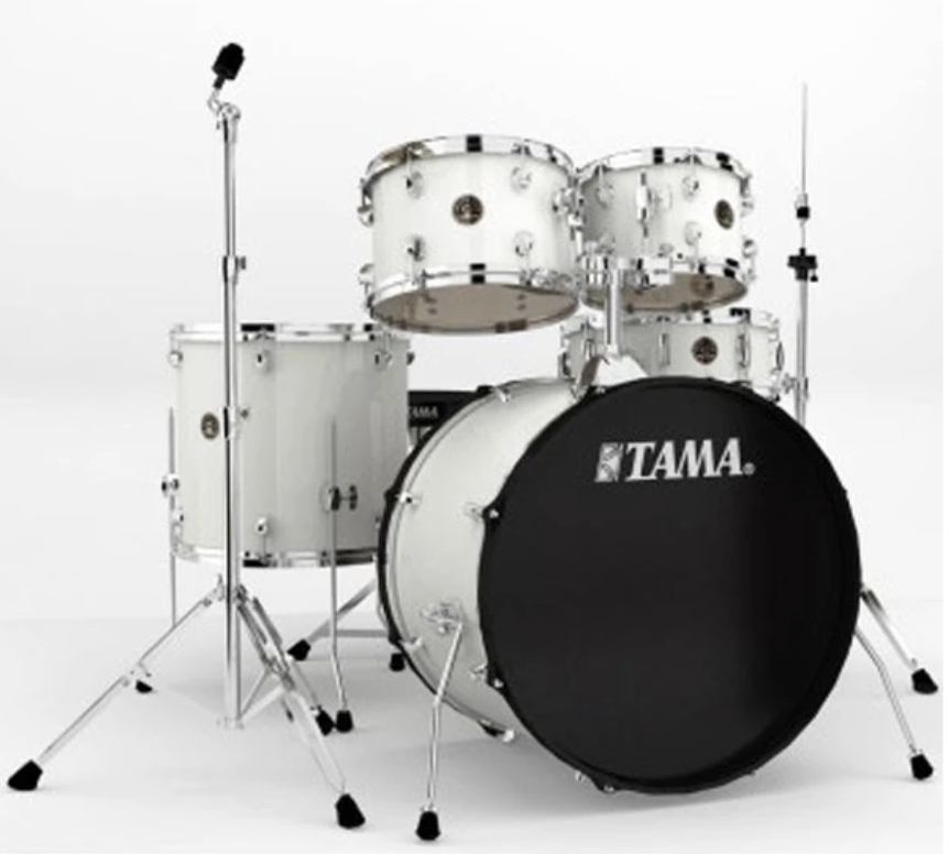 Intermediate drum kit