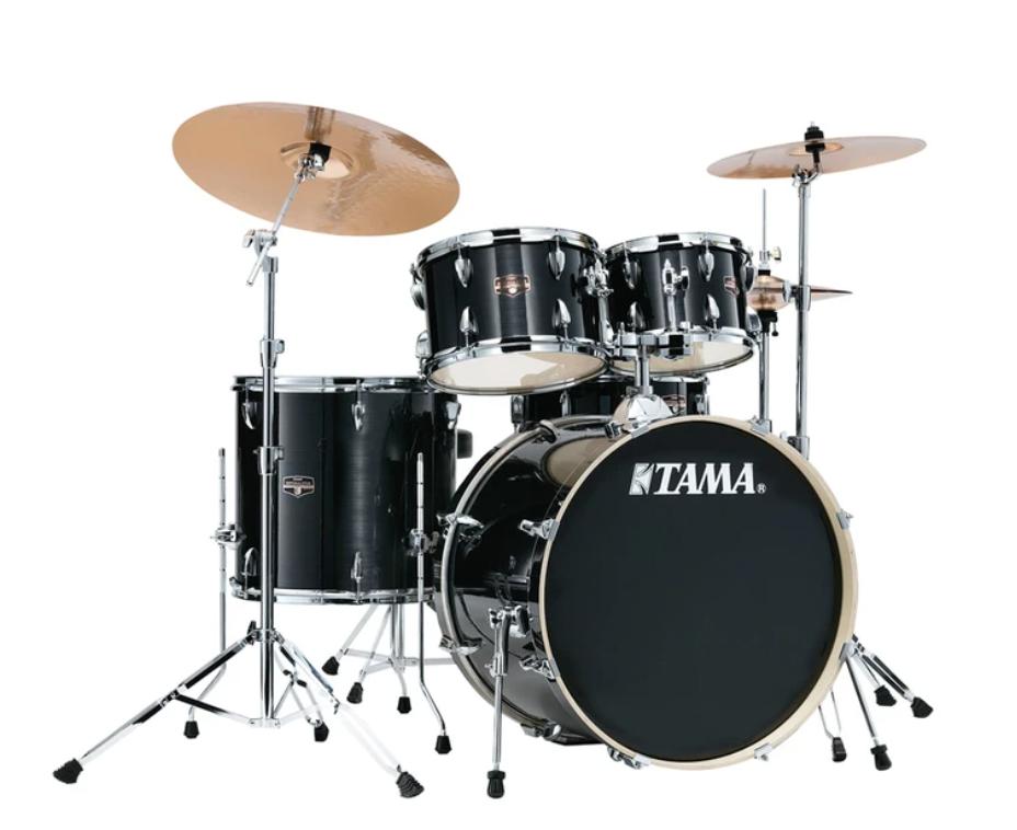 Studio drum kit